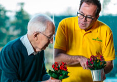 Varied life enrichment programmes