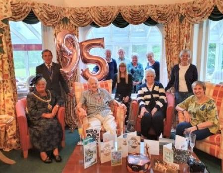 95th Birthday Celebration