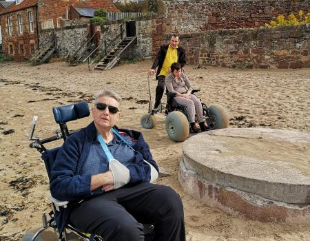 Beach Wheelchairs Organisation
