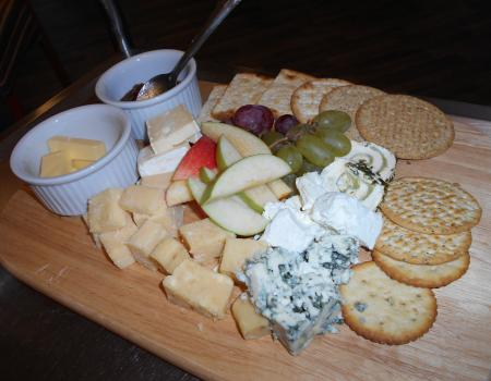 Laurel Bank  care home by Barchester. Cheese and wine evening Lancaster