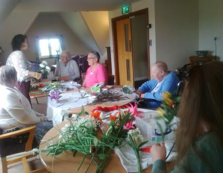 Getting crafty with the P3 Community Group