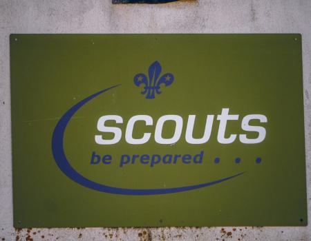 Scouts team up with care homes to promote intergenerational solidarity
