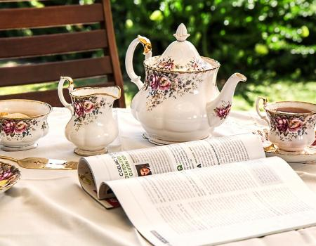 Monthly Tea Party
