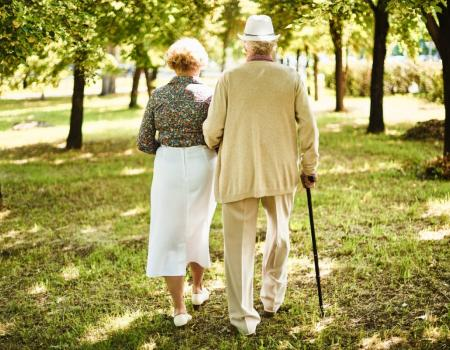 Brain activity could predict fall risk in older adults