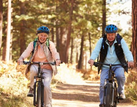 Just an hour of being active can 'offset sedentary day'