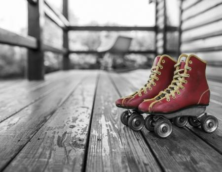 High-tech rollerskates help recovery after knee surgery