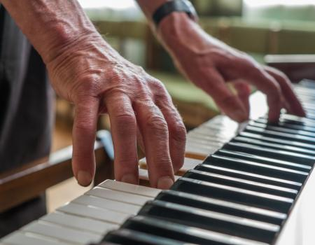 Learning an instrument can hold off effects of ageing on the brain, say scientists