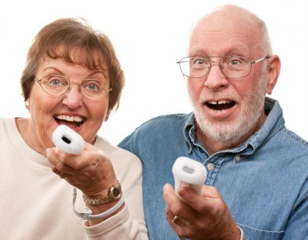 Playing grandchildren's video games could stave off Alzheimer's