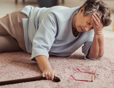 Exercise is the best way to prevent falls in the elderly