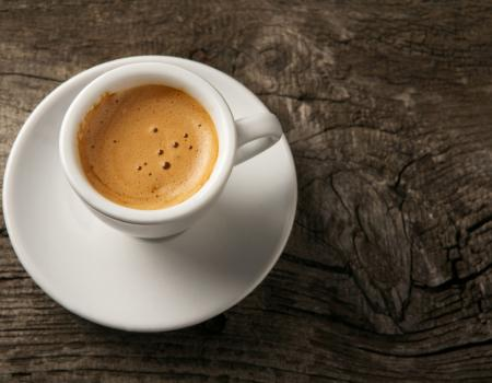 Enzyme in coffee shields the brain from dementia