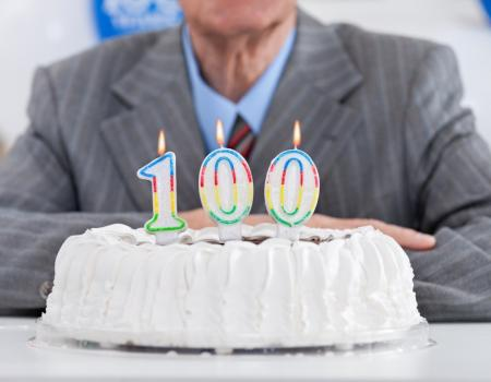 Nonagenarians and centenarians have better mental health than 51 to 75-year-olds