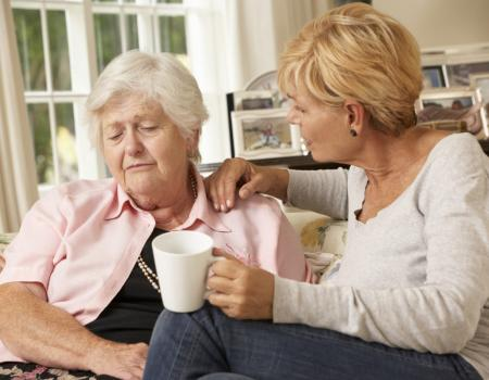 How carers can create dementia-friendly homes