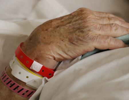 Elderly among growing number of people hospitalised for malnutrition
