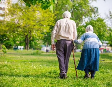 Slow walking pace confirmed as a sign of dementia