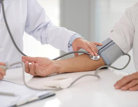 High blood pressure in the over-80s could prevent dementia