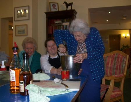 Prestbury Beaumont enjoys parties and festive fun