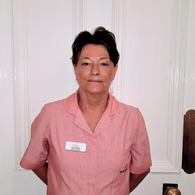 Marie Shirley - Head of Laundry - Brookfield