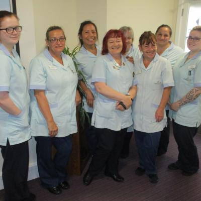 Elderly Care Team