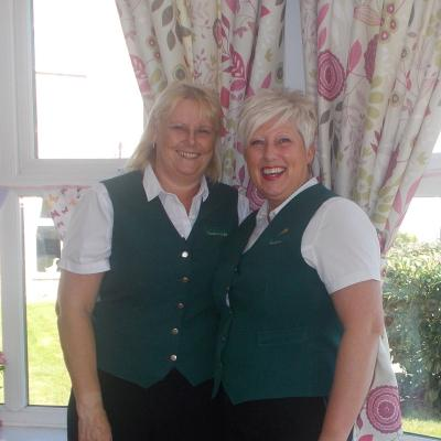 Michelle Ridsdale & Maria Dalleywater