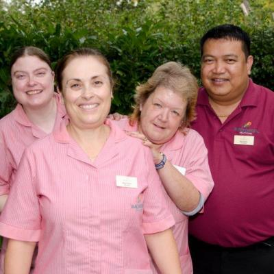 Housekeeping & Laundry Team