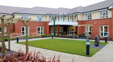 Latimer Court Care Home