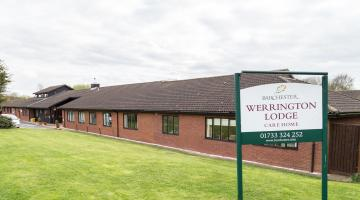 Werrington Lodge Care Home