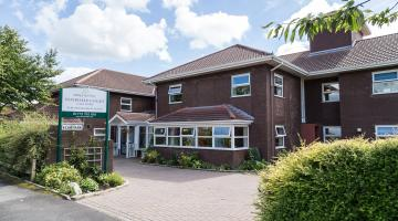 Dovedale Court Care Home