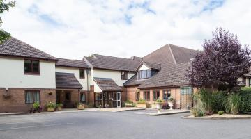 Overslade House Care Home