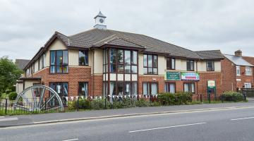 Woodhorn Park Care Home