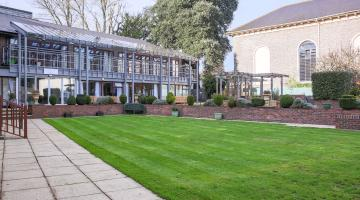 Marriott House and Lodge Care Home