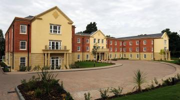 Worplesdon View Care Home