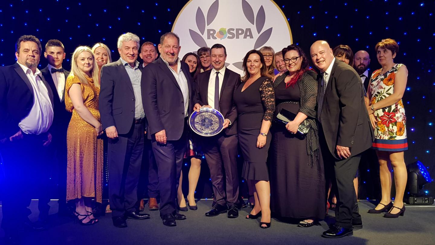Barchester award health and safety