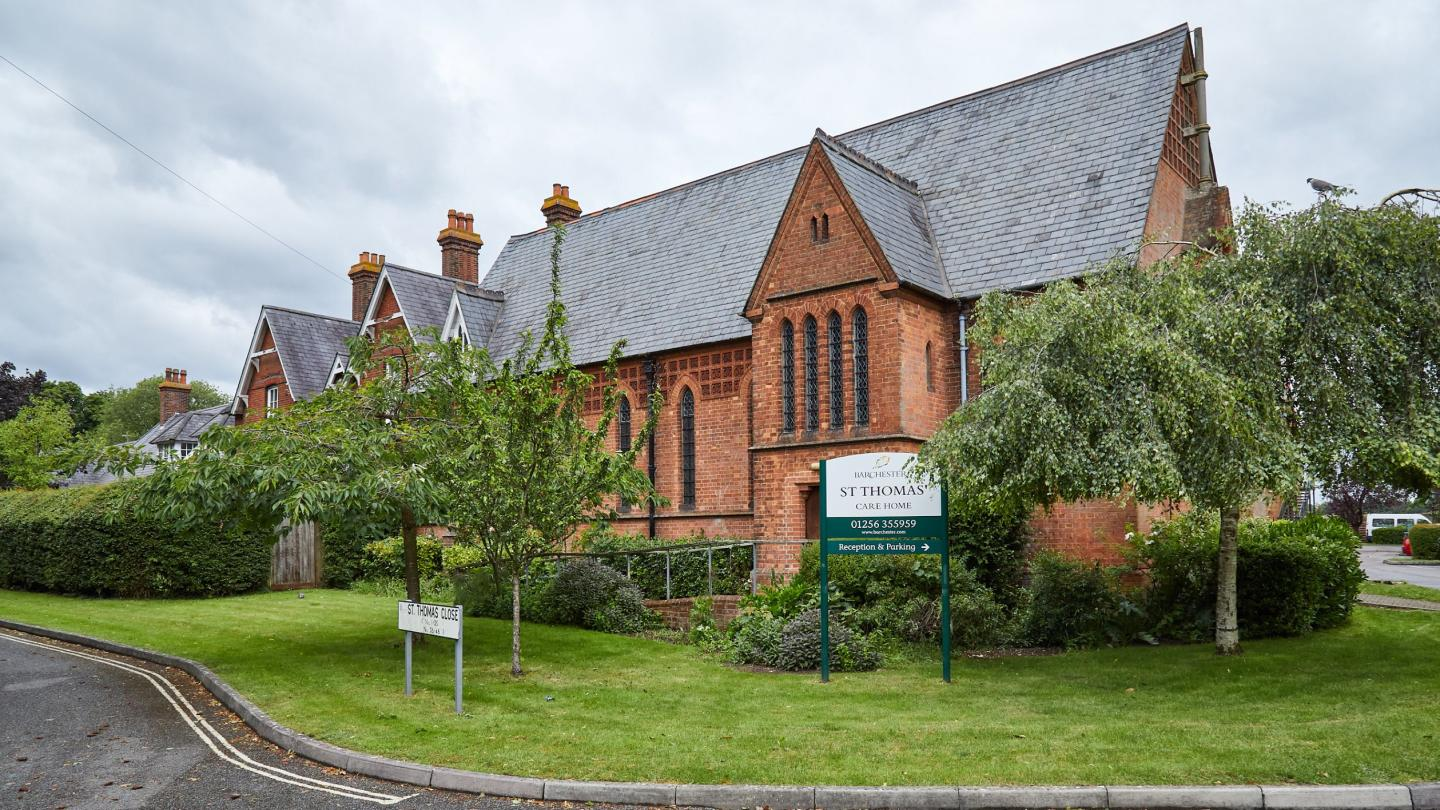 St Thomas Care Home