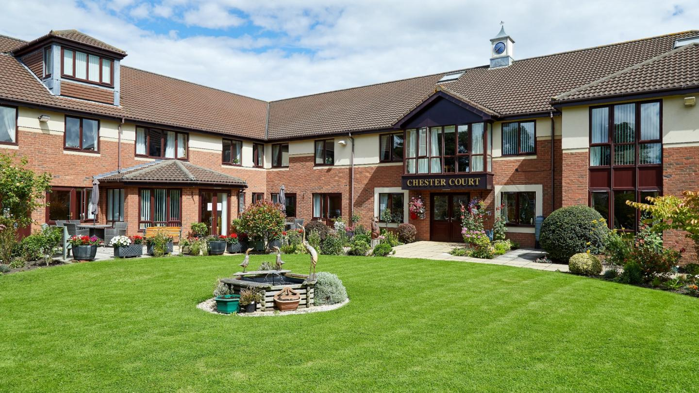 Chester Court Care Home