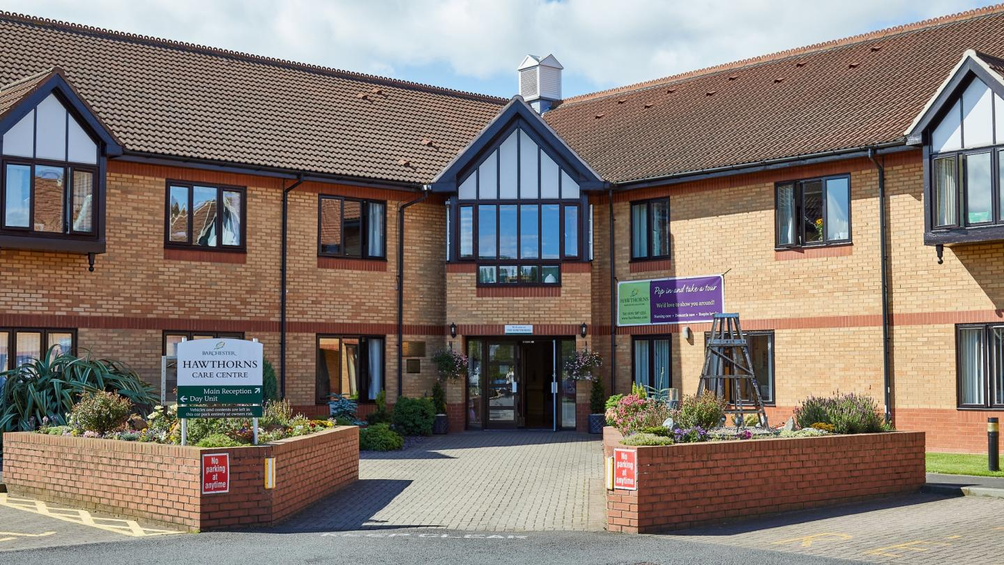 Hawthorns Care Centre