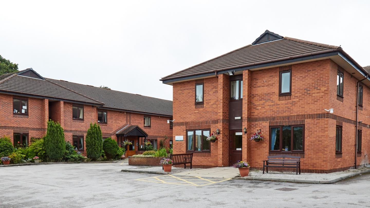 Rhiwlas Care Home