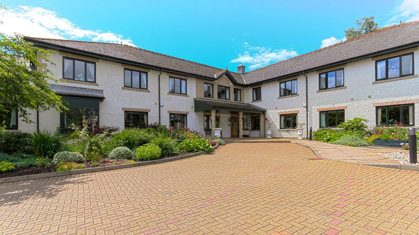 Strachan House Care Home