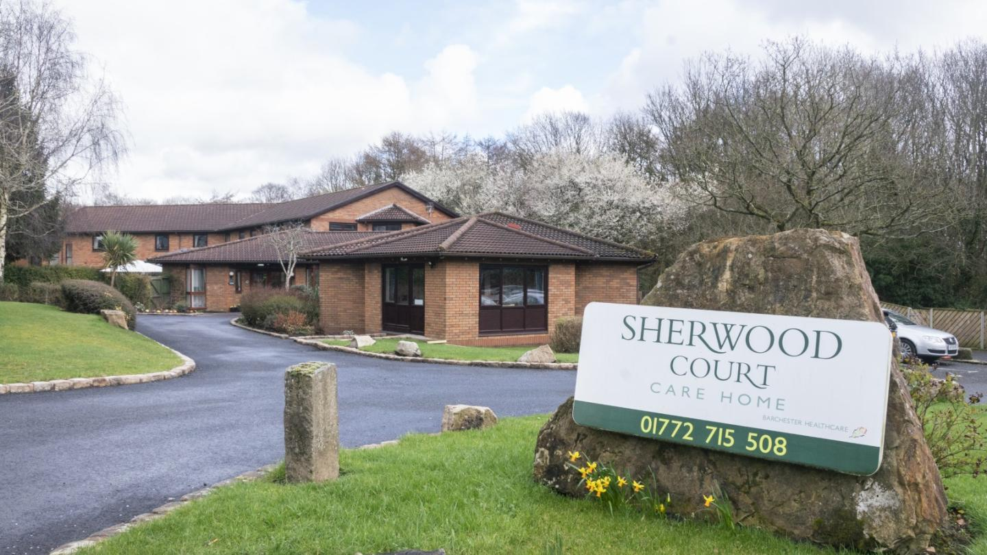 Sherwood Court Care Home