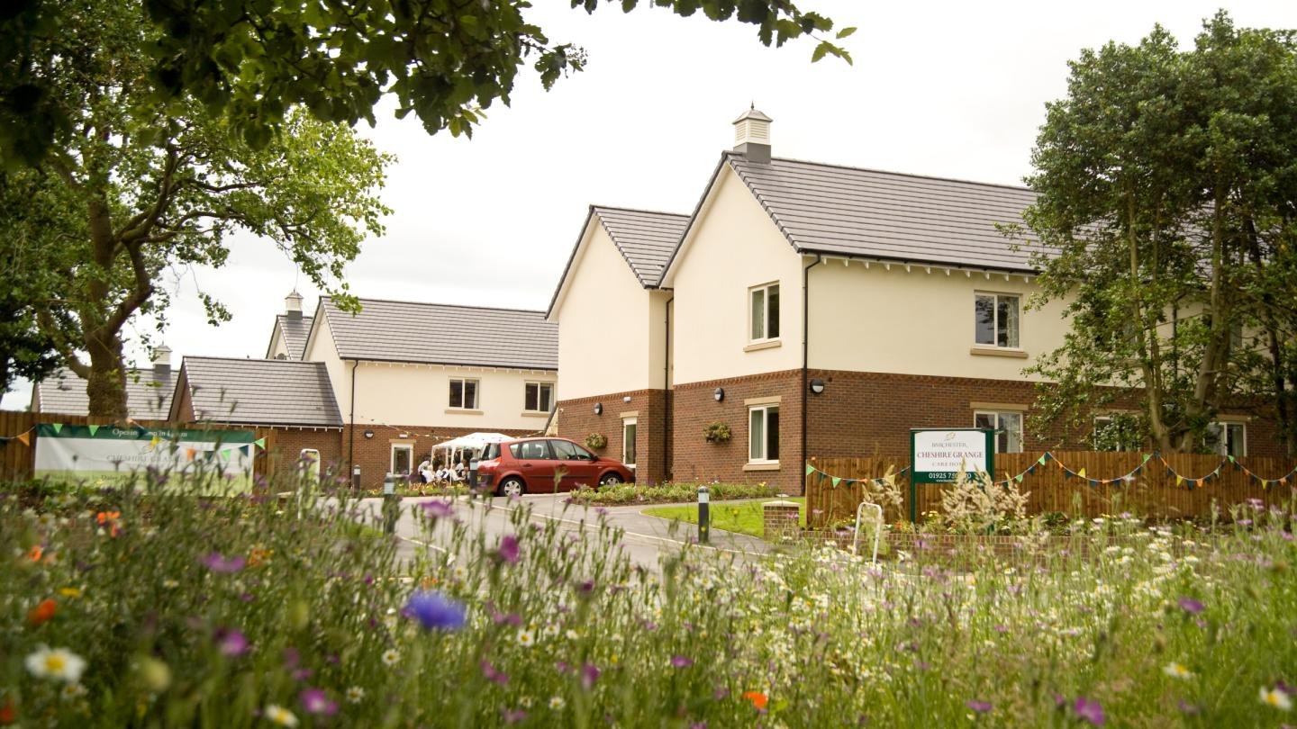 Cheshire Grange Care Home