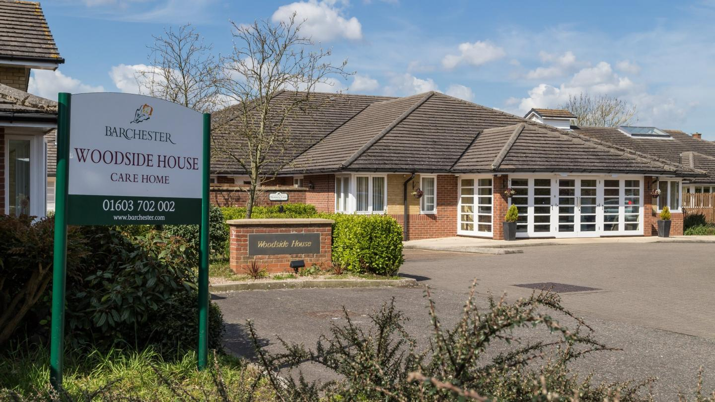 Woodside House Care Home