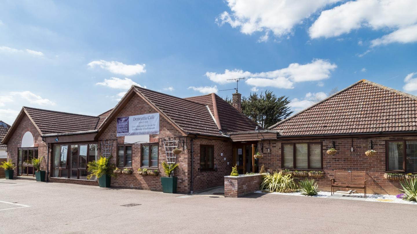Ashfields Care Home