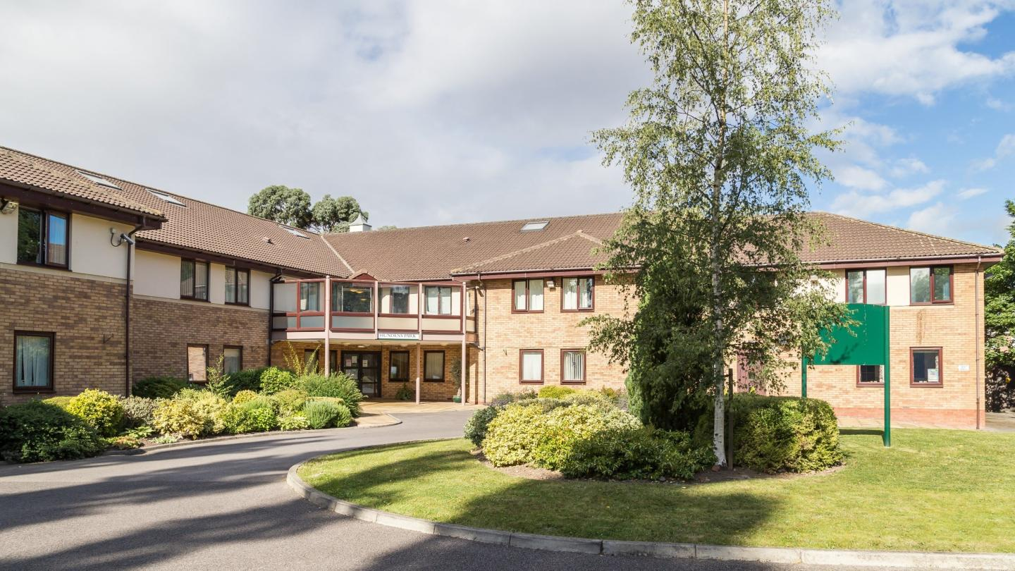 Hundens Park Care Home
