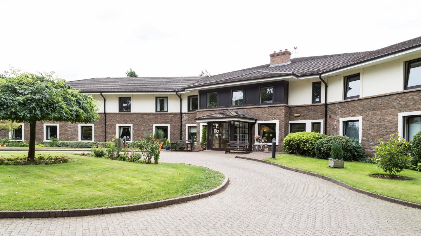 Collingtree Park Care Home