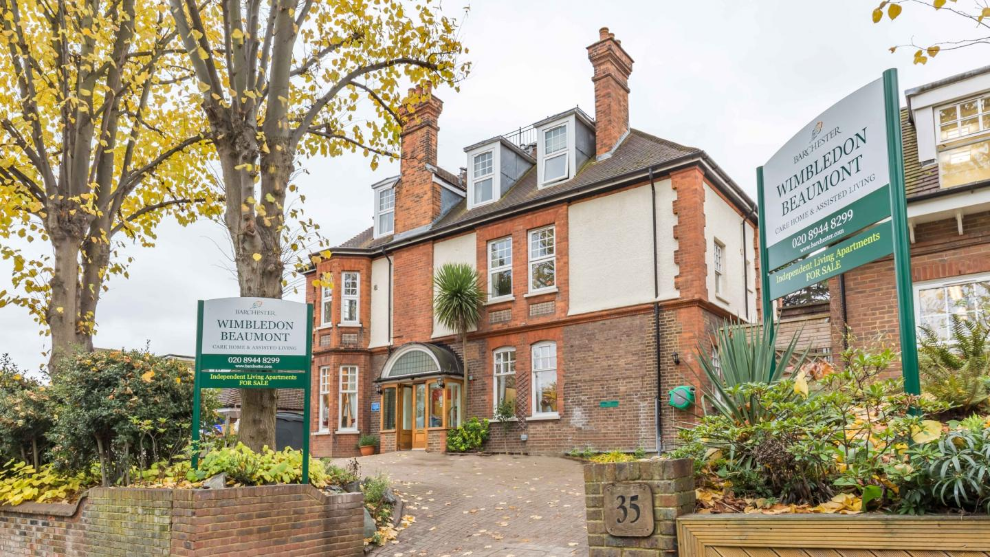 Wimbledon Beaumont Care Community in Wimbledon, London