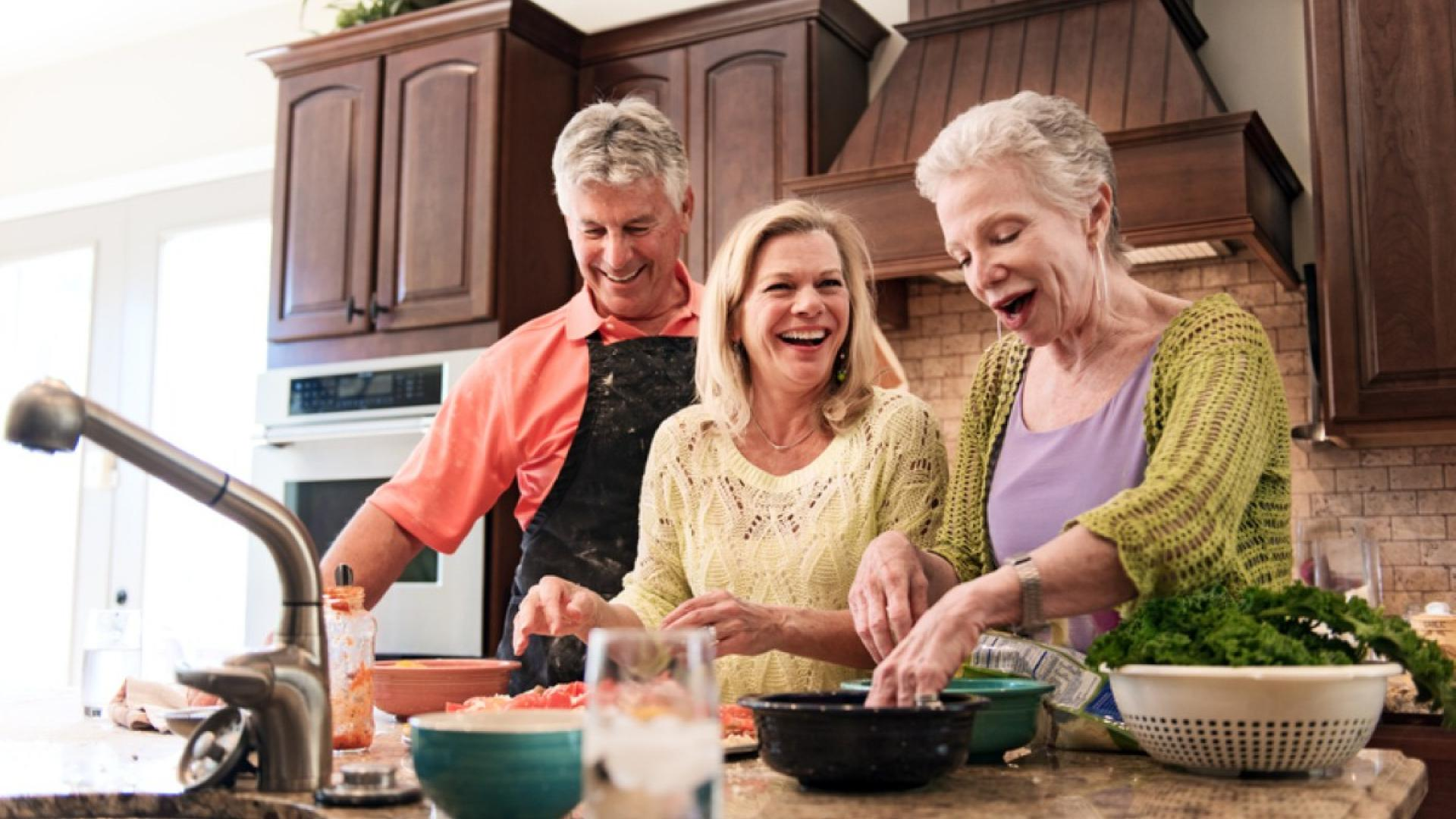 'Back to basics' cooking having positive impact on diet