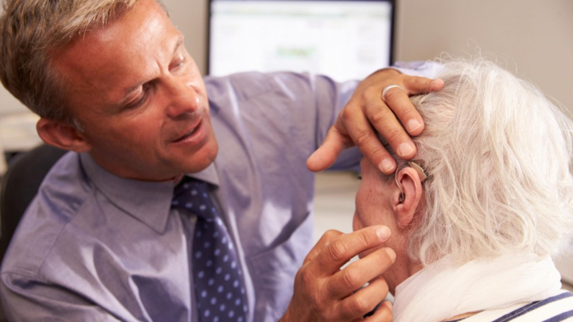 Hearing aid use linked to better brain function