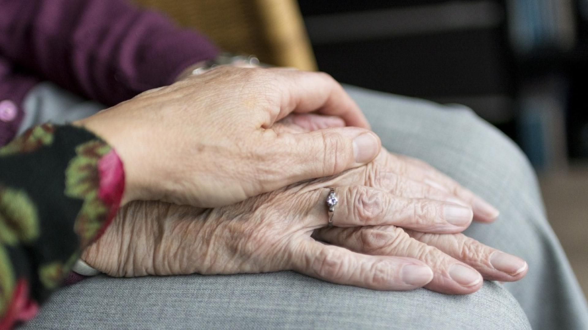 Number of dementia sufferers hits record high in UK