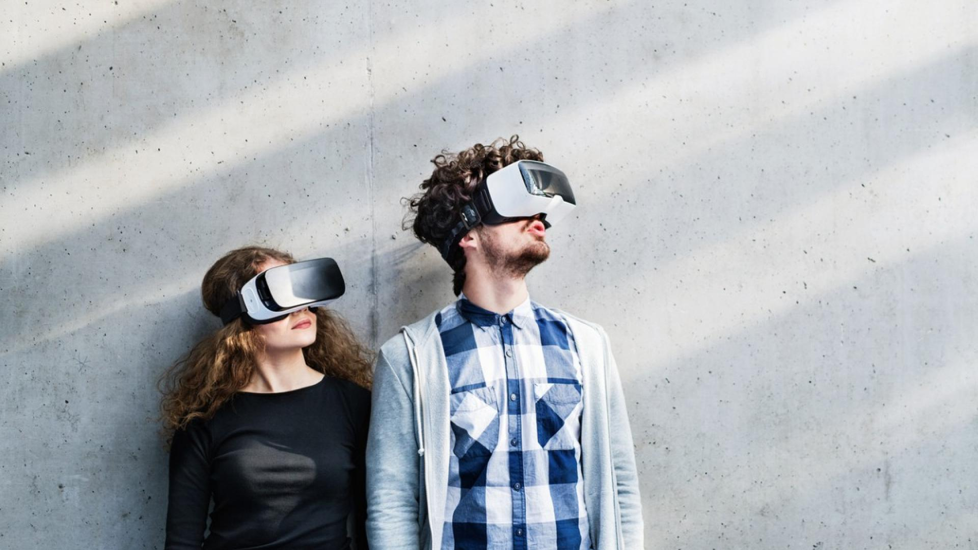 Could a VR headset help you better understand a relative with Alzheimer's?