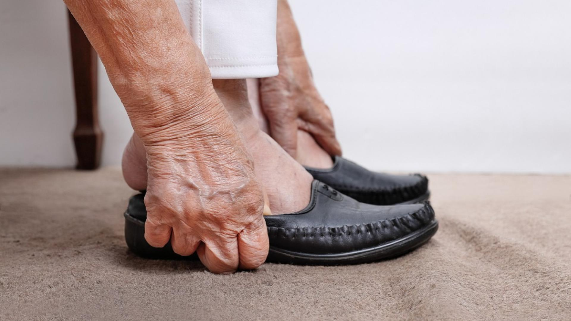 GPS trackers in slippers to be issued to dementia patients