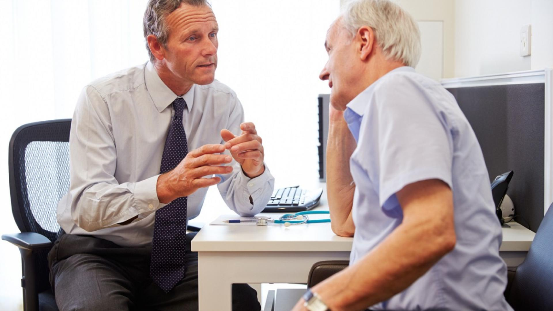 Over-65s to be asked how often they fall down by their GPs